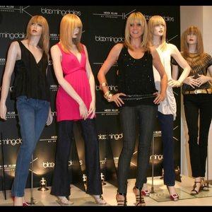 Heidi Klum Jordache Jeans